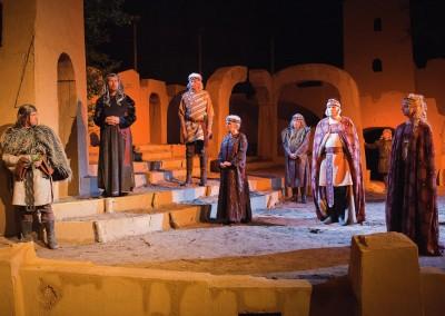 Shakespearetheater Diever: Hamlet